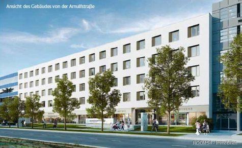 ROOMS4 – Elegante 2 Zimmer Praxisflächen mit Empfang im Gesundheitszentrum Hirschgarten, 80634 München, Praxisfläche
