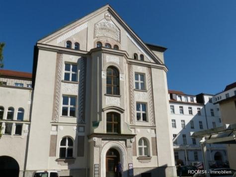 ROOMS4 –  Büroflächen mit Flair im Bruckmann Quartier, denkmalgeschütztes Gebäude, 80636 München, Bürohaus