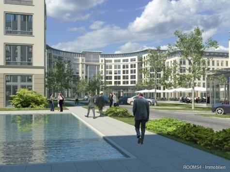 ROOMS4 – Baugrundstück(e)  Gewerbepark der Superlative OPUS-Gelände, 85716 Unterschleißheim, Gewerbepark