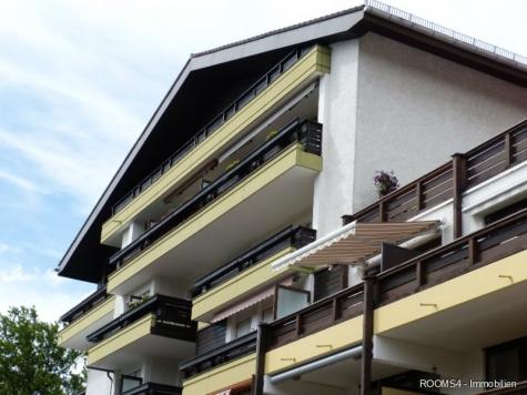 ROOMS4 – Sonnige 2 Zimmerwohnung mit gr. Balkon und Seeblick, 83684 Tegernsee, Etagenwohnung