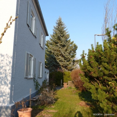 ROOMS4 – charmantes Stadthaus in Bestlage Trudering für Wohnen und Arbeiten, 81825 München, Einfamilienhaus