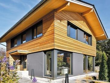 ROOMS4-Naturverbundenes gesundes Wohnen in ruhiger Lage – Regnauer Vitalhaus am Westufer Ammersee, 86911 Dießen-Riederau, Einfamilienhaus