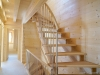 ROOMS4 - Neubau DHH in ökologischer Bauweise in der Lerchenau - Treppe