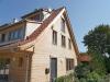 ROOMS4 - Neubau DHH in ökologischer Bauweise in der Lerchenau - Aussenansicht