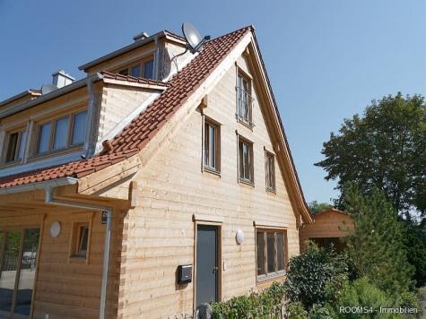 ROOMS4 – Neubau DHH in ökologischer Bauweise in der Lerchenau, 80935 München, Doppelhaushälfte