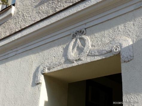 ROOMS4- Erdgeschoss-Büro in charmanten Denkmalschutzobjekt im Westend, 80339 München, Bürofläche