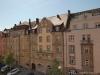 ROOMS4 - topmodernisierte 4,5 Zimmer Wohnung mit Altbaucharme, großem Balkon und Glaslift - Blick aus dem Wohnzimmer