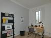 ROOMS4 - 4,5 Zimmer Wohnung mit Altbaucharme, Lift und Balkon im Glockenhof - Büro