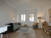 ROOMS4 - 4,5 Zimmer Wohnung mit Altbaucharme, Lift und Balkon im Glockenhof - Wohnzimmer