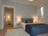 ROOMS4 - topmodernisierte 4,5 Zimmer-Wohnung mit Gartenanteil - Schlafzimmer