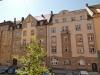ROOMS4 - topmodernisierte 4,5 Zimmer-Wohnung mit Gartenanteil - Blick aus dem Wohnzimmer