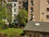 ROOMS4 - topmodernisierte 4,5 Zimmer-Wohnung mit Gartenanteil - Blick von der Terrasse