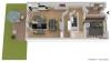 ROOMS4 - sonniges Haus im Haus mit Flair in Berg am Laim/ Baumkirchen Mitte - Grundriss Erdgeschoss
