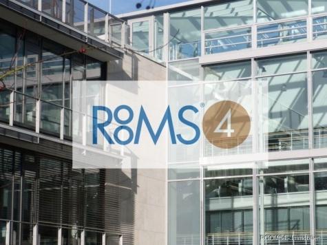 ROOMS4 – Loft-Büro Traum bietet Arbeitsraum in historischem Gebäude in Sendling, 81369 München, Bürohaus