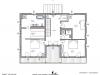 ROOMS4-Repräsentative Villa in sonniger Süd-/Westlage mit großzügigem Garten Villenkolonie Gauting - Grundriss Obergeschoss