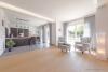 ROOMS4-Repräsentative Villa in sonniger Süd-/Westlage mit großzügigem Garten Villenkolonie Gauting - Wohnzimmer