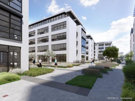 ROOMS4 – Loftbüros im urbanen Zielstatt-Quartier, 81379 München, Bürozentrum